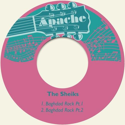 Baghdad Rock von The Sheiks