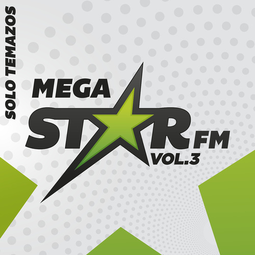 Megastar FM (Solo Temazos Vol.3) de Various Artists