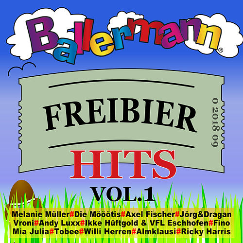 Ballermann Freibier Hits, Vol. 1 von Various Artists
