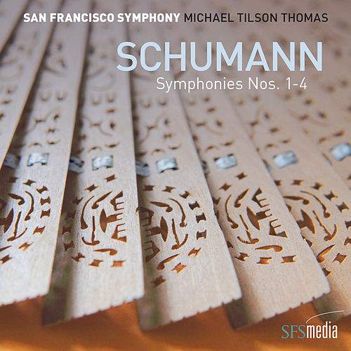 Schumann Symphonies Nos. 1-4 de Michael Tilson Thomas