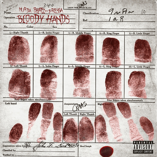 Bloody Hands by Murda Beatz