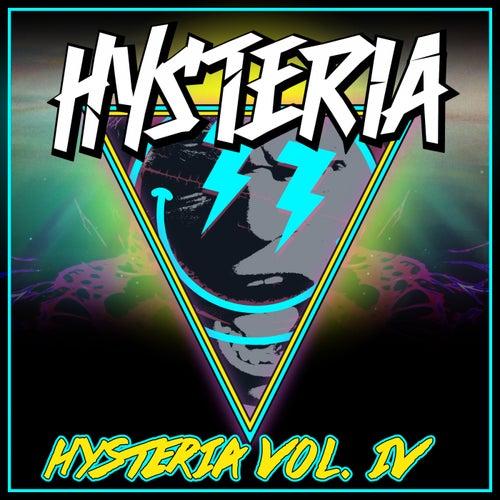 Hysteria EP, Vol. 4 - Single von Various Artists