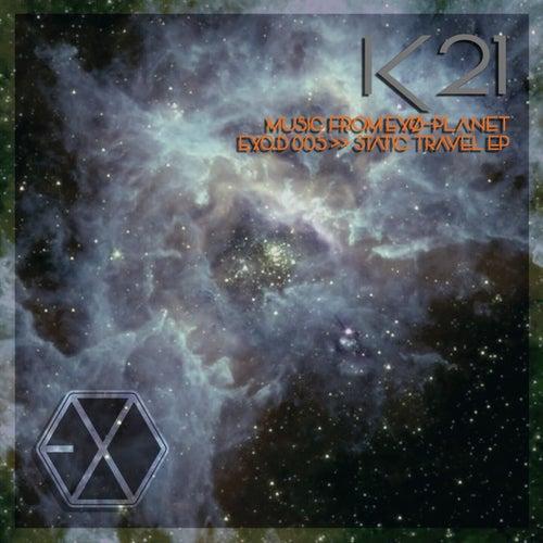 Static Travel - Single van K21