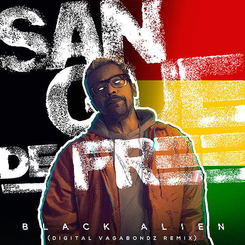 Sangue de Free (Digital Vagabondz Remix) by Black Alien