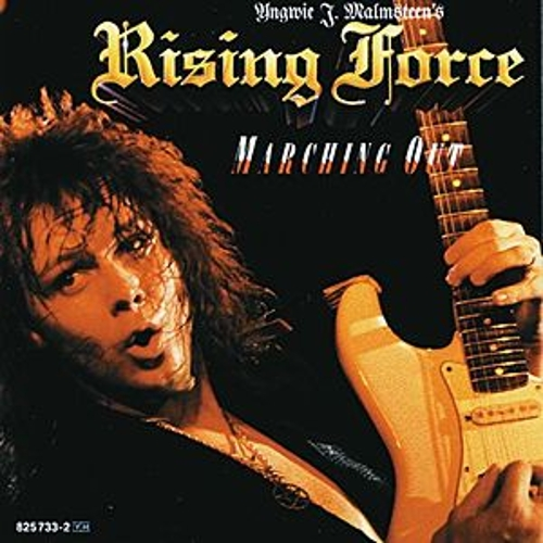 Marching Out by Yngwie Malmsteen