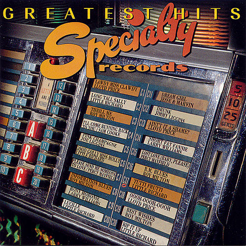 Specialty Records Greatest Hits by Various Artists
