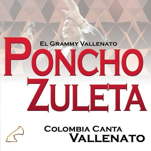 Colombia Canta Vallenato by Poncho Zuleta