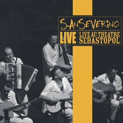 Live Au Théâtre Sebastopol by Sanseverino