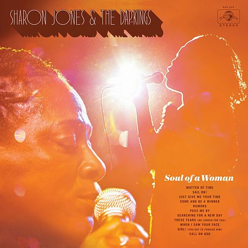 Soul of a Woman de Sharon Jones & The Dap-Kings