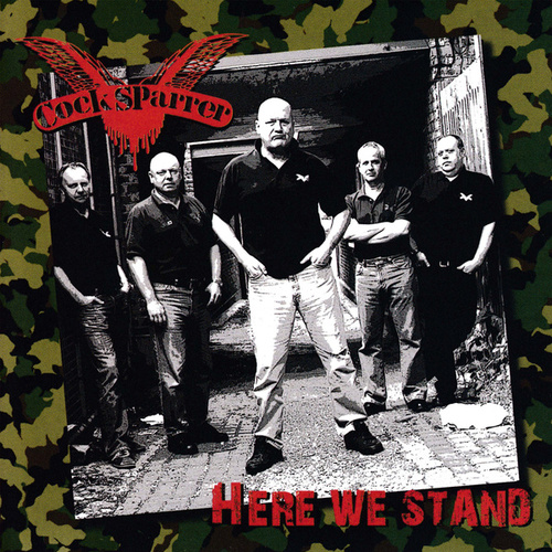Here We Stand de C*ck Sparrer