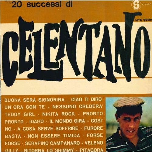 20 Successi di Celentano 2 by Adriano Celentano