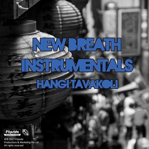 New Breath Instrumentals by Hangi Tavakoli