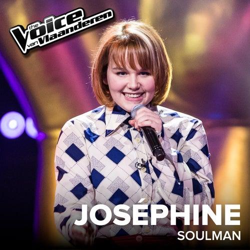 Soulman (The Voice Van Vlaanderen 2017 / Live) von Joséphine Rioda