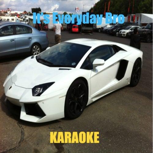 It's Everyday Bro [Instrumental Karaoke] (Originally Performed by Jake Paul) de Hit Karaoke Music