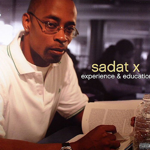 Experience & Education von Sadat X