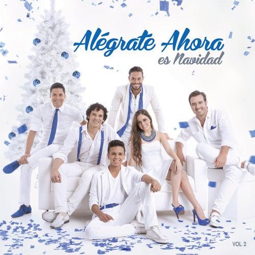 Alégrate Ahora Es Navidad de Various Artists