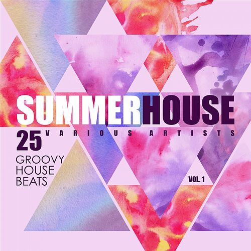 Summer House (25 Groovy House Beats), Vol. 1 de Various Artists