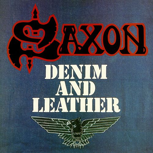 Denim And Leather de Saxon