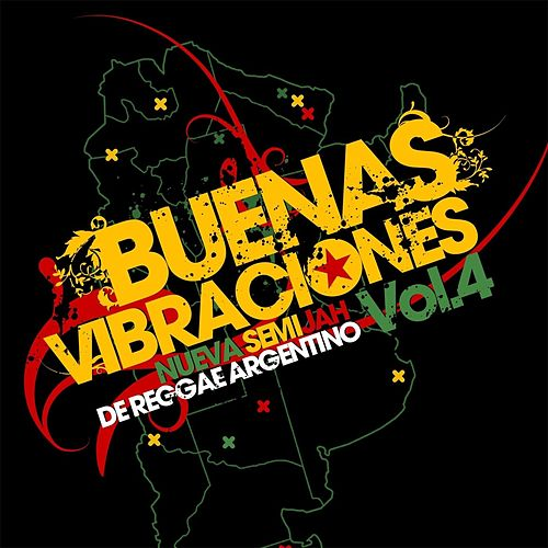 Buenas Vibraciones, Vol. 4 de Various Artists