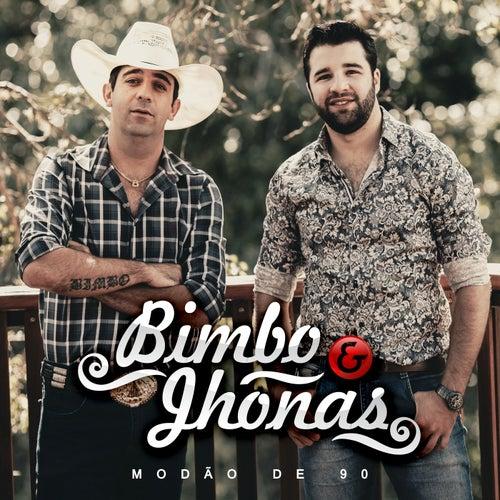 Modão de 90 de Bimbo & Jhonas