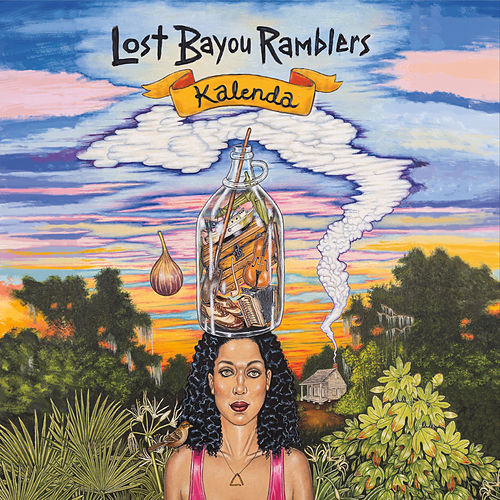 Kalenda de Lost Bayou Ramblers