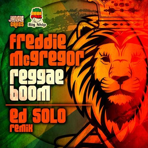 Reggae Boom by Freddie McGregor
