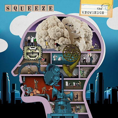 The Knowledge de Squeeze