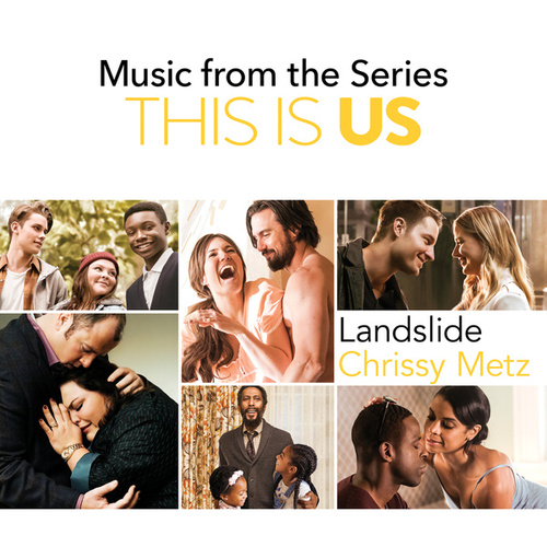 Landslide (Music From The Series This Is Us) by Chrissy Metz