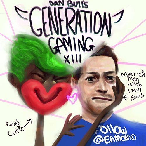 Generation Gaming XIII by Dan Bull
