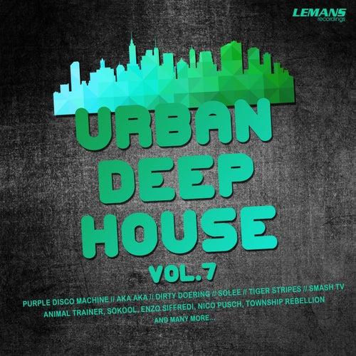 Urban Deep House, Vol. 7 von Various Artists