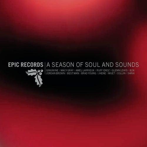 Epic Records: A Season Of Soul & Sounds de Various Artists