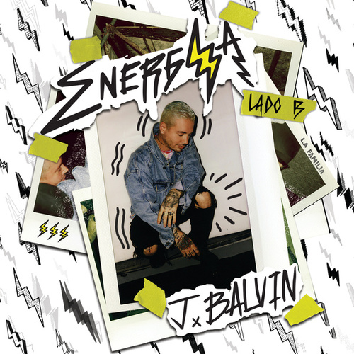 Energía Lado B de J Balvin