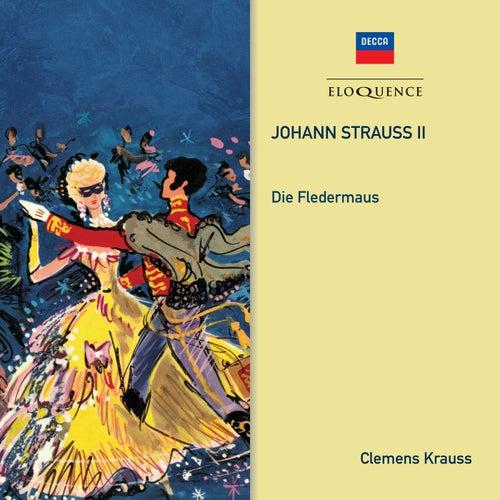 Strauss: Die Fledermaus by Clemens Krauss