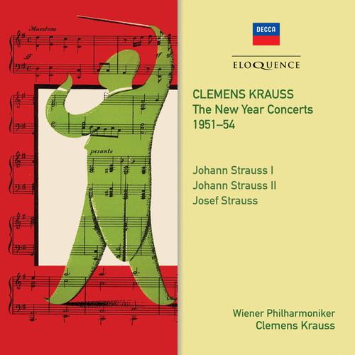 The New Year Concerts: 1951-54 by Clemens Krauss