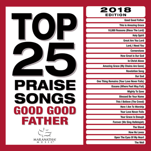 Top 25 Praise Songs - Good Good Father de Various Artists