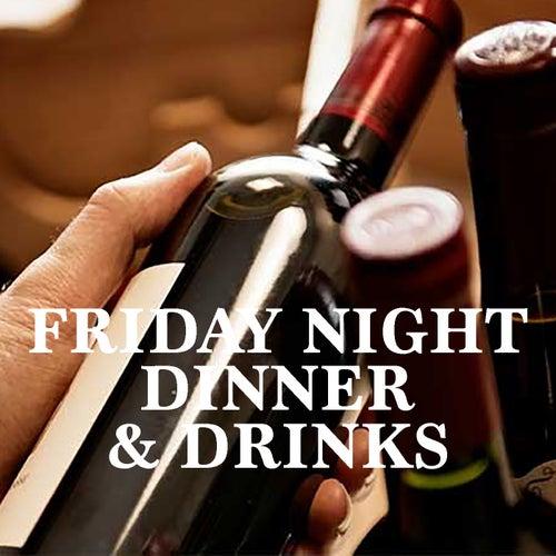 Friday Night Dinner & Drinks de Various Artists