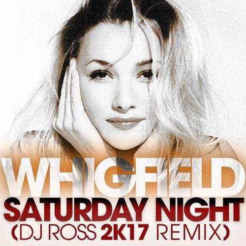 Saturday Night (DJ Ross 2K17 Remix) von Whigfield