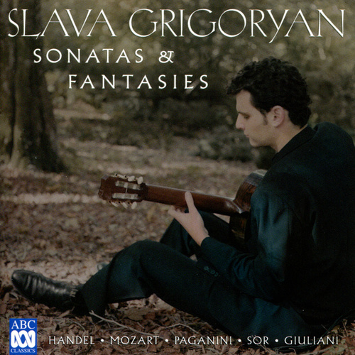 Sonatas & Fantasies de Slava Grigoryan
