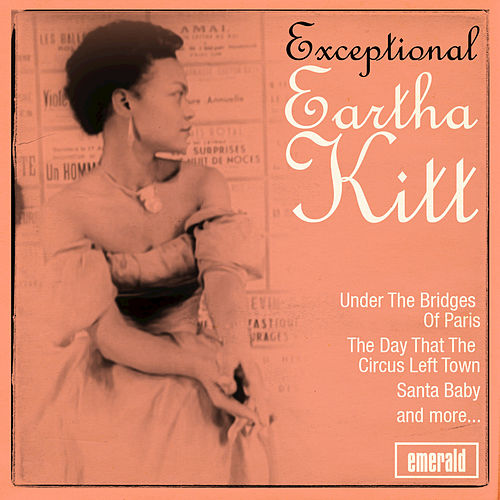 Exceptional Eartha Kitt by Eartha Kitt