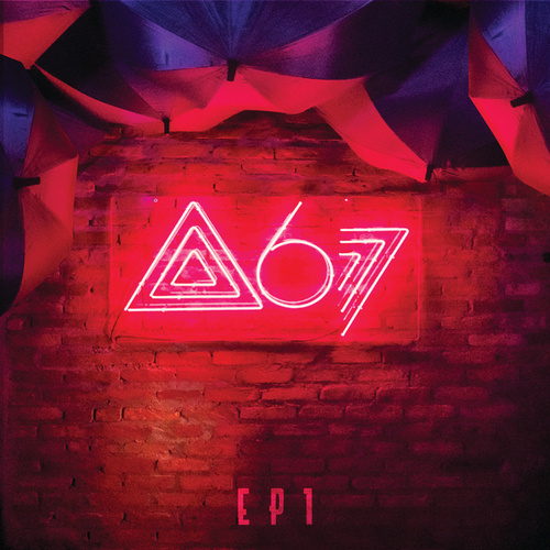 Atitude 67 - EP (Ao Vivo / Vol. 1) de Atitude 67