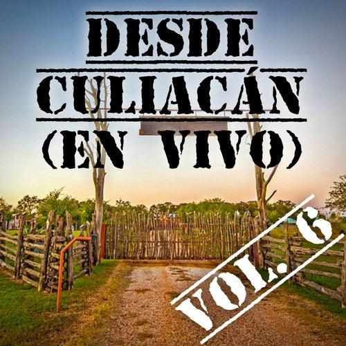 Desde Culiacán Vol. 6 (En Vivo) by Various Artists