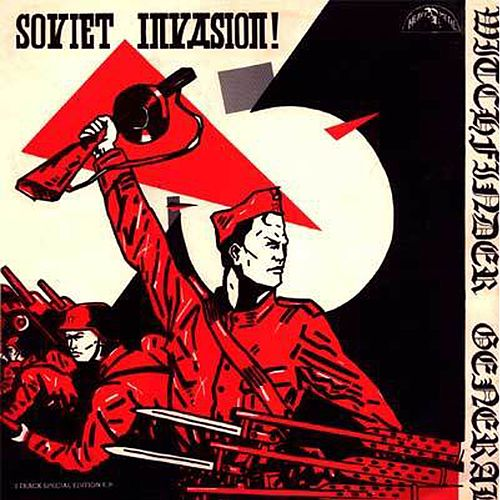 Soviet Invasion! fra Witchfinder General