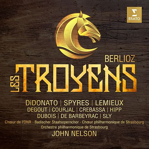Berlioz: Les Troyens (Live) de John Nelson