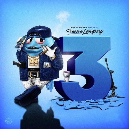 The Blue M&M 3 von PeeWee LongWay