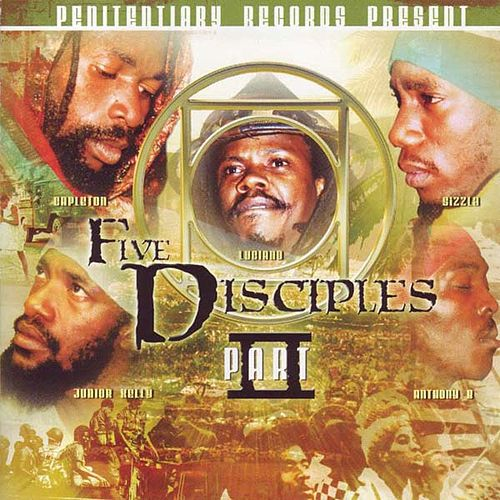 Five Disciples Part II by Various Artists