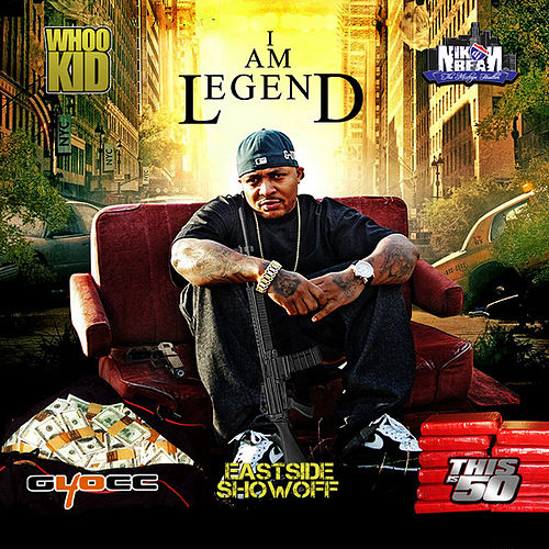 I Am Legend de 40 Glocc