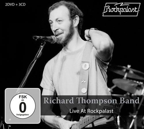 Live At Rockpalast - December 10, 1983 Rockpalast Hamburg/markthalle & Live At Rockpalast - January 26, 1984 Rockpalast Cannes/midem by Richard Thompson