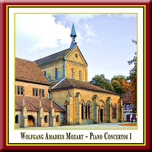 Wolfgang Amadeus Mozart - Piano Concertos I by Christoph Soldan