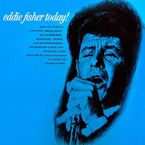 Eddie Fisher Today! de Eddie Fisher