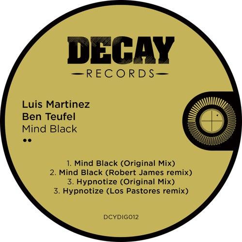 Mind Black by Ben Teufel Luis Martinez